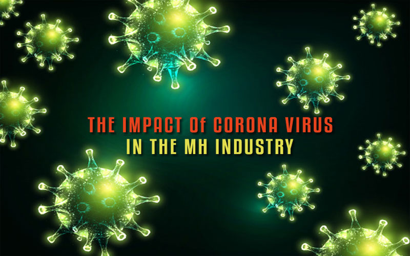 The Impact of Corona Virus in The Material Handling Industry