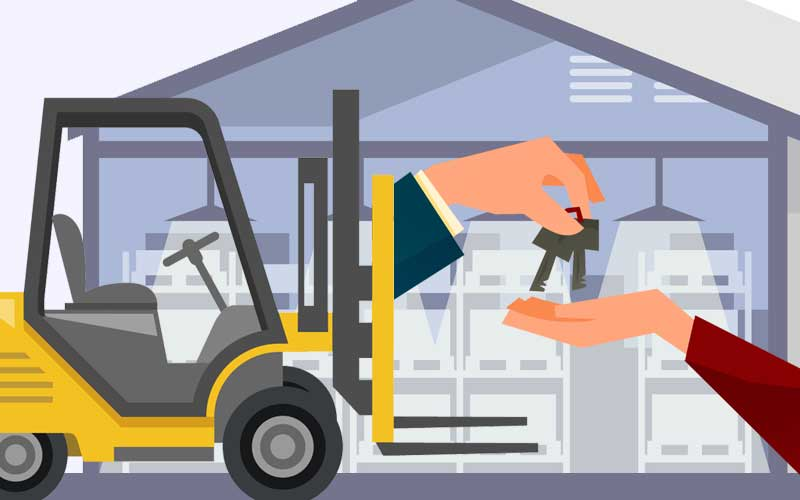 The Potential Benefits of Renting Forklift in Business